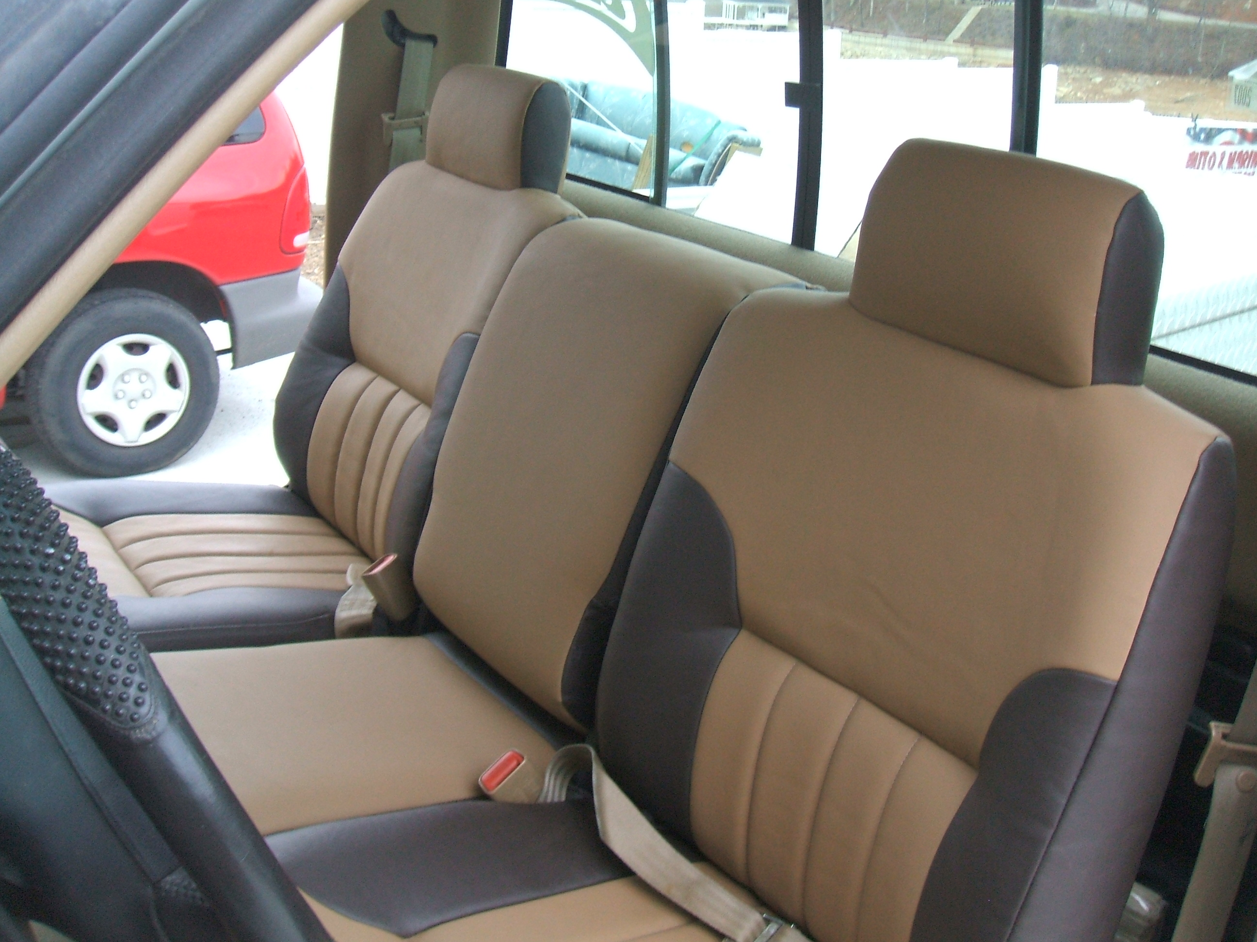 truck seat, truck seating, truck seat covers